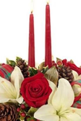 Christmas Flower Decoration Classes